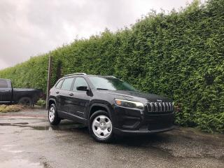 Used 2019 Jeep Cherokee Sport + COLD WEATHER GROUP & SAFETY TEC GROUP for sale in Surrey, BC