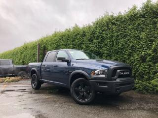 New 2019 RAM 1500 Classic Warlock for sale in Surrey, BC