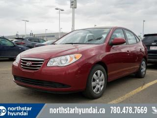 Used 2010 Hyundai Elantra GL for sale in Edmonton, AB