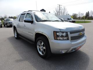 Used 2013 Chevrolet Avalanche LTZ. 4X4. Leather. Navigation. Only 84000 km's for sale in Gorrie, ON