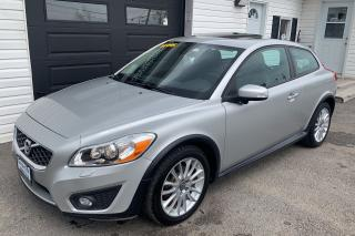 Used 2012 Volvo C30 for sale in Kingston, ON