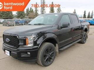 Used 2019 Ford F-150 XLT 302A 3.5L V6 Ecoboost 4X4 Supercrew, Remote Start System, Auto Start/Stop, Remote Keyless Entry, Rear View Camera, Reverse Sensing System, Pre-Collision Assist for sale in Edmonton, AB