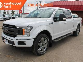 New 2019 Ford F-150 XLT 302A 3.5L V6 Ecoboost 4X4 Supercrew, Remote Start System, Auto Start/Stop, Remote Keyless Entry, Rear View Camera, Reverse Sensing System, Pre-Collision Assist for sale in Edmonton, AB
