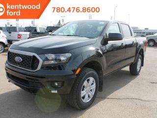 New 2019 Ford Ranger XLT 300A 2.3L Ecoboost 4X4 Supercrew, Forward and Reverse Sensing System, Rear View Camera, Pre-Collision Assist, Lane Keeping System for sale in Edmonton, AB