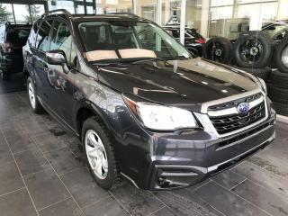 Used 2017 Subaru Forester ACCIDENT FREE, HEATED SEATS, BLUETOOTH, SIRIUS XM CAPABILITY for sale in Edmonton, AB