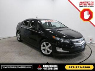 Used 2015 Chevrolet Volt MAGS CAM RECUL for sale in Vaudreuil-Dorion, QC
