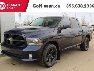 Used 2016 RAM 1500 SPRT for sale in Edmonton, AB