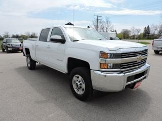 Used 2015 Chevrolet Silverado 2500 LT. 6.0L gas. 4X4. Seats 6. for sale in Gorrie, ON