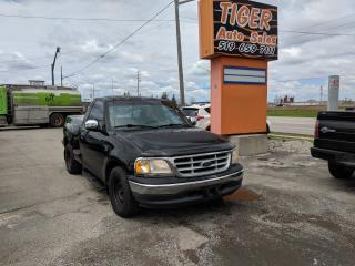 Used 1999 Ford F-150 XL**ONLY 101,000 KMS**RUNS GREAT**AS IS SPECIAL for sale in London, ON