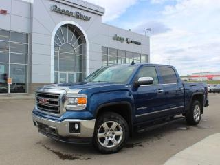 Used 2015 GMC Sierra 1500 SLT for sale in Peace River, AB