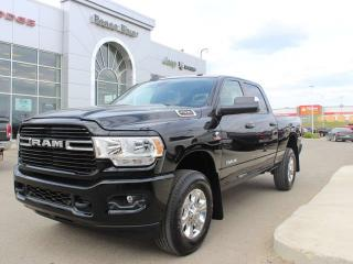 New 2019 RAM 2500 Big Horn for sale in Peace River, AB