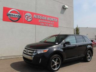 Used 2014 Ford Edge Limited for sale in Edmonton, AB