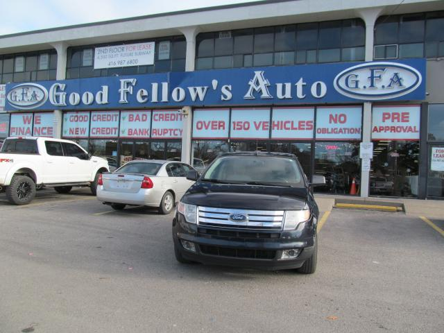 2008 Ford Edge LIMITED MODEL, 6CYL, PANORAMIC ROOF, AWD, LEATHER