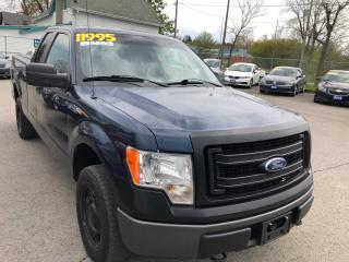 Used 2014 Ford F-150 XLT, 4 Wheel Drive for sale in St Catharines, ON