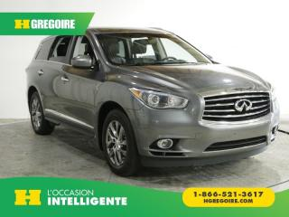 Used 2015 Infiniti QX60 AWD GR ELEC CAMÉRA for sale in St-Léonard, QC