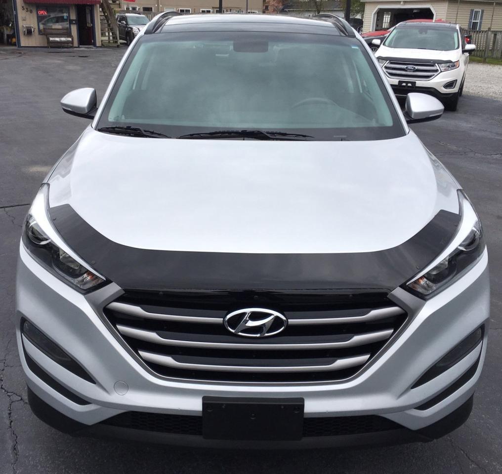 2017 Hyundai Tucson