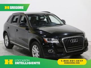 Used 2013 Audi Q5 2.0L QUATTRO MAGS for sale in St-Léonard, QC