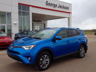 Used 2016 Toyota RAV4 Hybrid XLE for sale in Renfrew, ON