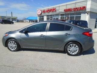Used 2015 Kia Forte LX+ for sale in Owen Sound, ON