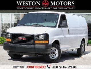 Used 2011 GMC Savana 2500 2500*4.8L*A/C*READY FOR WORK!!* for sale in Toronto, ON