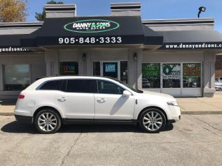 Used 2010 Lincoln MKT for sale in Mississauga, ON