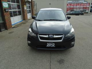 Used 2012 Subaru Impreza 2.0i w/Touring Pkg for sale in Scarborough, ON