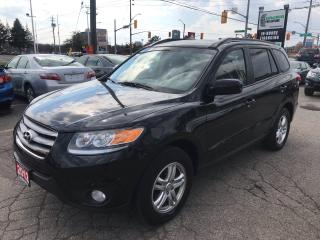 Used 2012 Hyundai Santa Fe GL l No Accidents l Bluetooth l Heated Seats for sale in Waterloo, ON