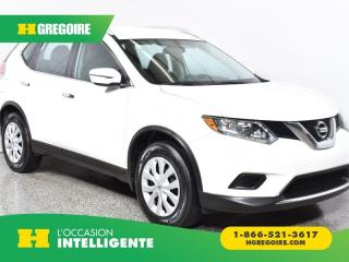 Used 2016 Nissan Rogue S for sale in St-Léonard, QC
