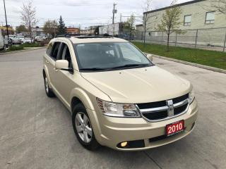 Used 2010 Dodge Journey 7 Passenger, 3 Years warranty avaiable. for sale in Toronto, ON