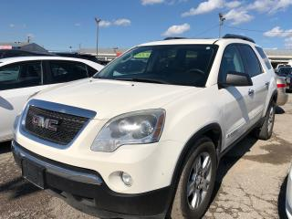 Used 2008 GMC Acadia SLE for sale in Pickering, ON