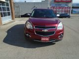 Photo of Red 2010 Chevrolet Equinox