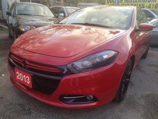 Used 2013 Dodge Dart ONLY 116KM/6Spd Manual/Bluetooth/USB/Alloys for sale in Scarborough, ON