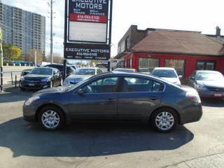 Used 2010 Nissan Altima 2.5 S/ CERTIFIED/ BACK UP CAM / PUSH START / CLEAN for sale in Scarborough, ON