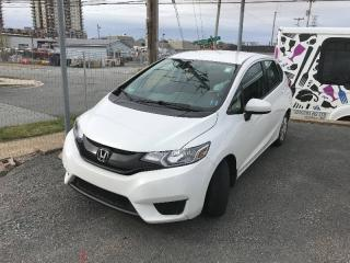 Used 2016 Honda Fit LX for sale in Halifax, NS