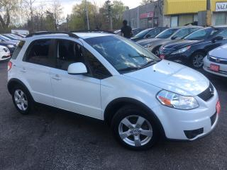 Used 2010 Suzuki SX4 JX for sale in Scarborough, ON