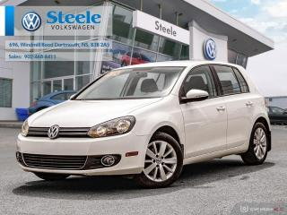 Used 2013 Volkswagen Golf COMFORTLINE for sale in Dartmouth, NS