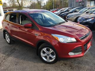Used 2013 Ford Escape SE/ AUTO/ BLUETOOTH/ PWR GROUP/ ALLOYS/ LIKE NEW! for sale in Scarborough, ON
