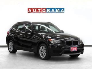 Used 2014 BMW X1 xDrive 28i Navigation Leather Pano-Sunroof for sale in Toronto, ON