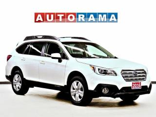Used 2016 Subaru Outback 2.5i PZEV AWD HEATED SEATS BLUETOOTH for sale in Toronto, ON