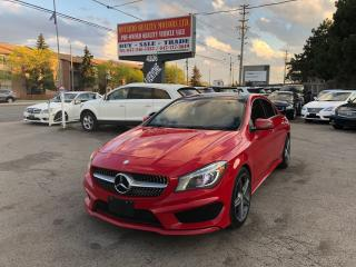 Used 2014 Mercedes-Benz CLA-Class CLA 250,NAVIGATION SYSTEM!! for sale in Toronto, ON