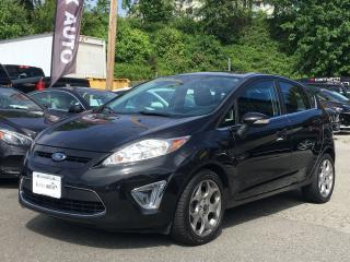 Used 2011 Ford Fiesta SES for sale in Coquitlam, BC