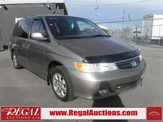 Used 2004 Honda Odyssey EX-L 4D Wagon for sale in Calgary, AB