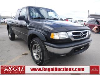 Used 2004 Mazda B-Series PICKUP B4000 CAB PLUS for sale in Calgary, AB