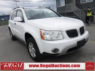 Used 2007 Pontiac Torrent 4D Utility for sale in Calgary, AB