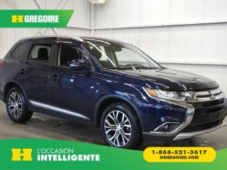 Used 2016 Mitsubishi Outlander SE V6 AWC 7PLACES for sale in St-Léonard, QC