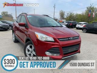 Used 2015 Ford Escape SE | 1OWNER | CAM | HEATED SEATS for sale in London, ON