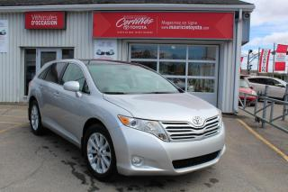 Used 2011 Toyota Venza Familiale 4 portes, transmission intégra for sale in Shawinigan, QC