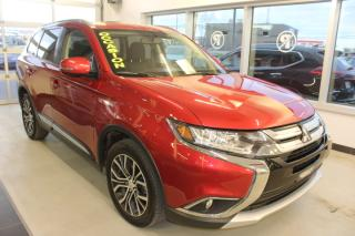 Used 2018 Mitsubishi Outlander SE TOURING AWD TOIT CAMÉRA MAIN LIBRE CE for sale in Lévis, QC
