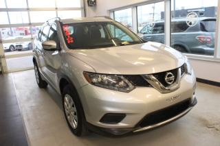 Used 2016 Nissan Rogue S AWD CAMÉRA DE RECUL for sale in Lévis, QC
