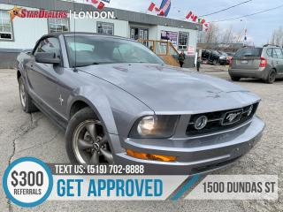Used 2006 Ford Mustang V6 | LOW KMS | NEVER SEEN A WINTER for sale in London, ON